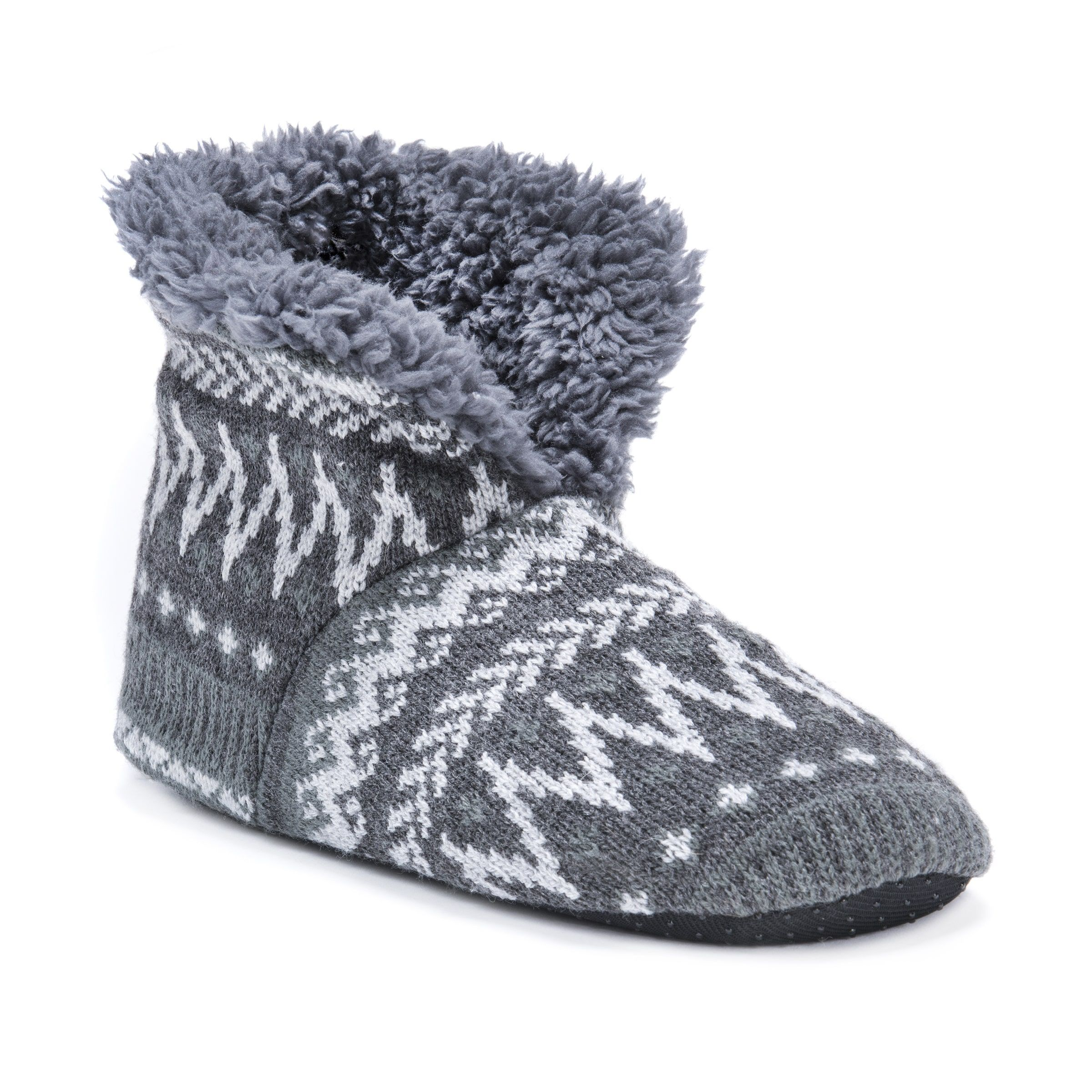 115320a8ad4a Muk luks mens slipper booties shoes pinterest mens slippers jpg 2400x2400 Mens  slipper boots