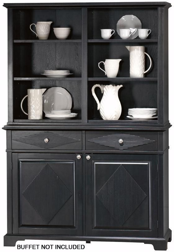 Martha Stewart Living Larsson Hutch Buffet Not Included