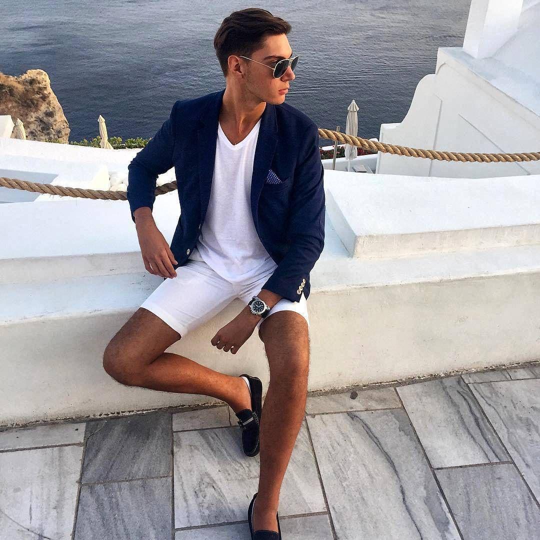 Moda Masculina :: Dicas Curtas – Calças curtas II | Agrund