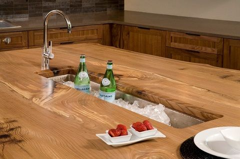 Native Trailsu0027 Rio Chico Prep Sink / Bar Sink In Brushed Nickel   Homes Of  Distiction   Gig Harbor House   By Chown Hardware