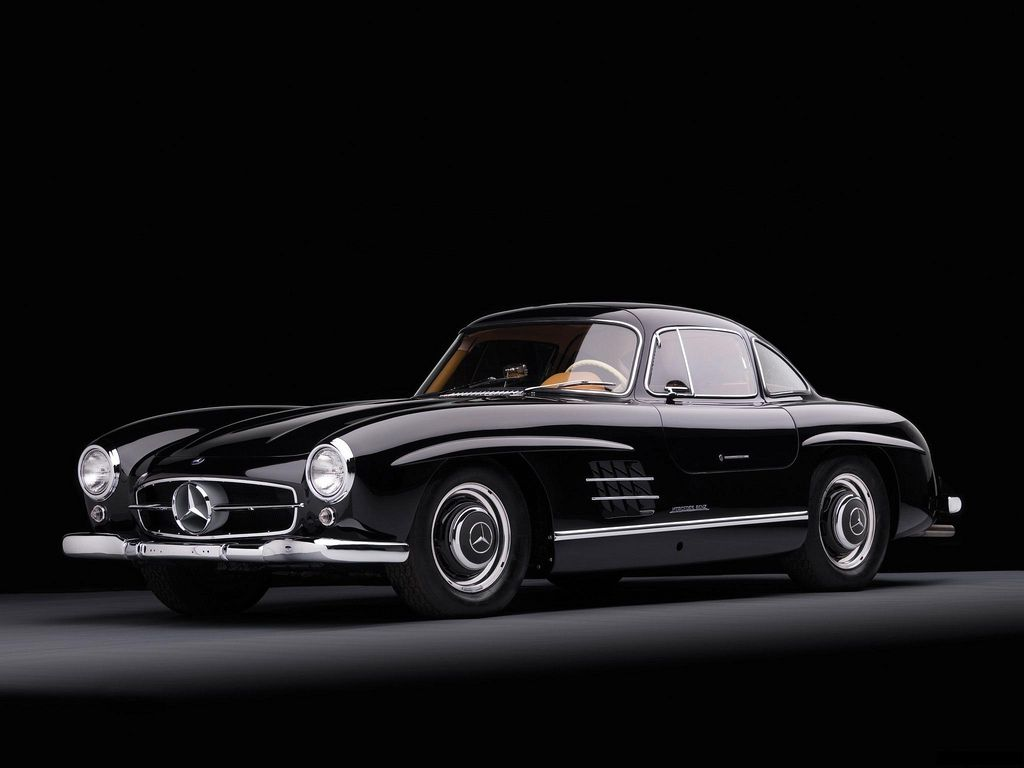 300sl Graceful Classic Lines Something S Never Go Out Of Style