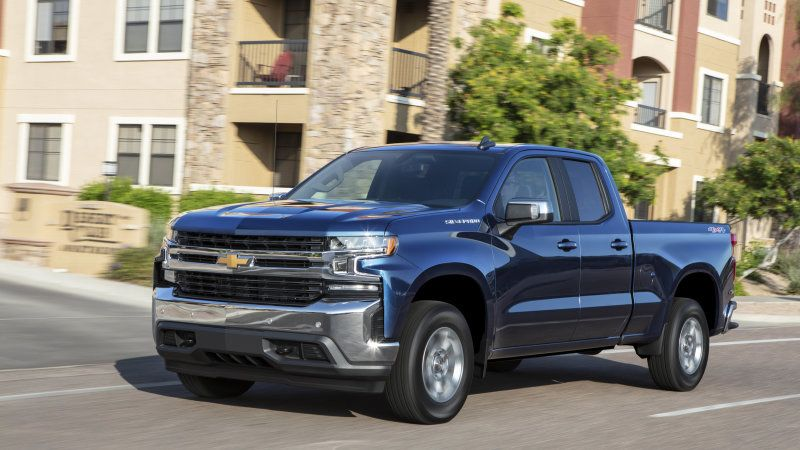 Chevy Says Not To Look At The 2019 Silverado S Fuel Economy Rating Fuel Economy Chevy Silverado Chevy Silverado 2500