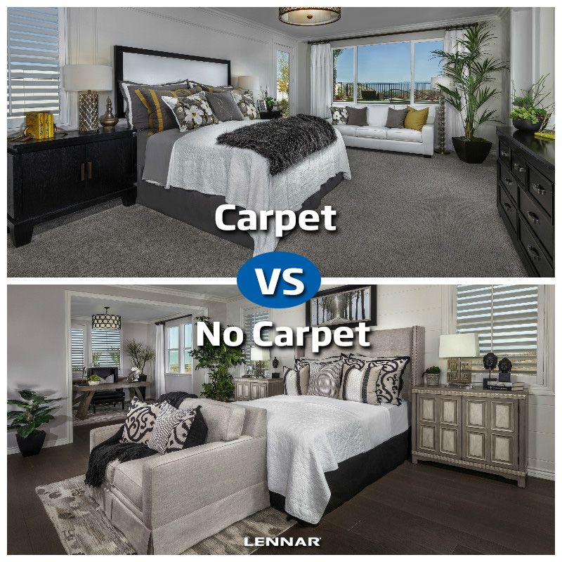 Which type of flooring would you prefer in a bedroom? A ...