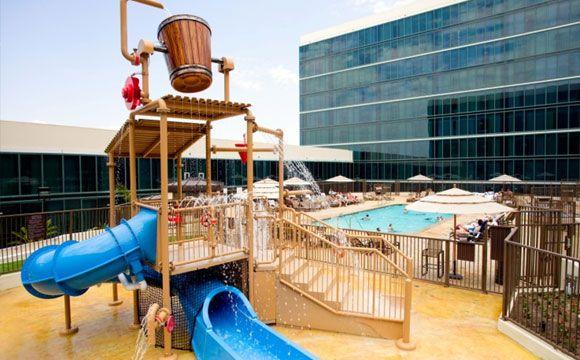 Hilton Anaheim Hotel Photo Tour