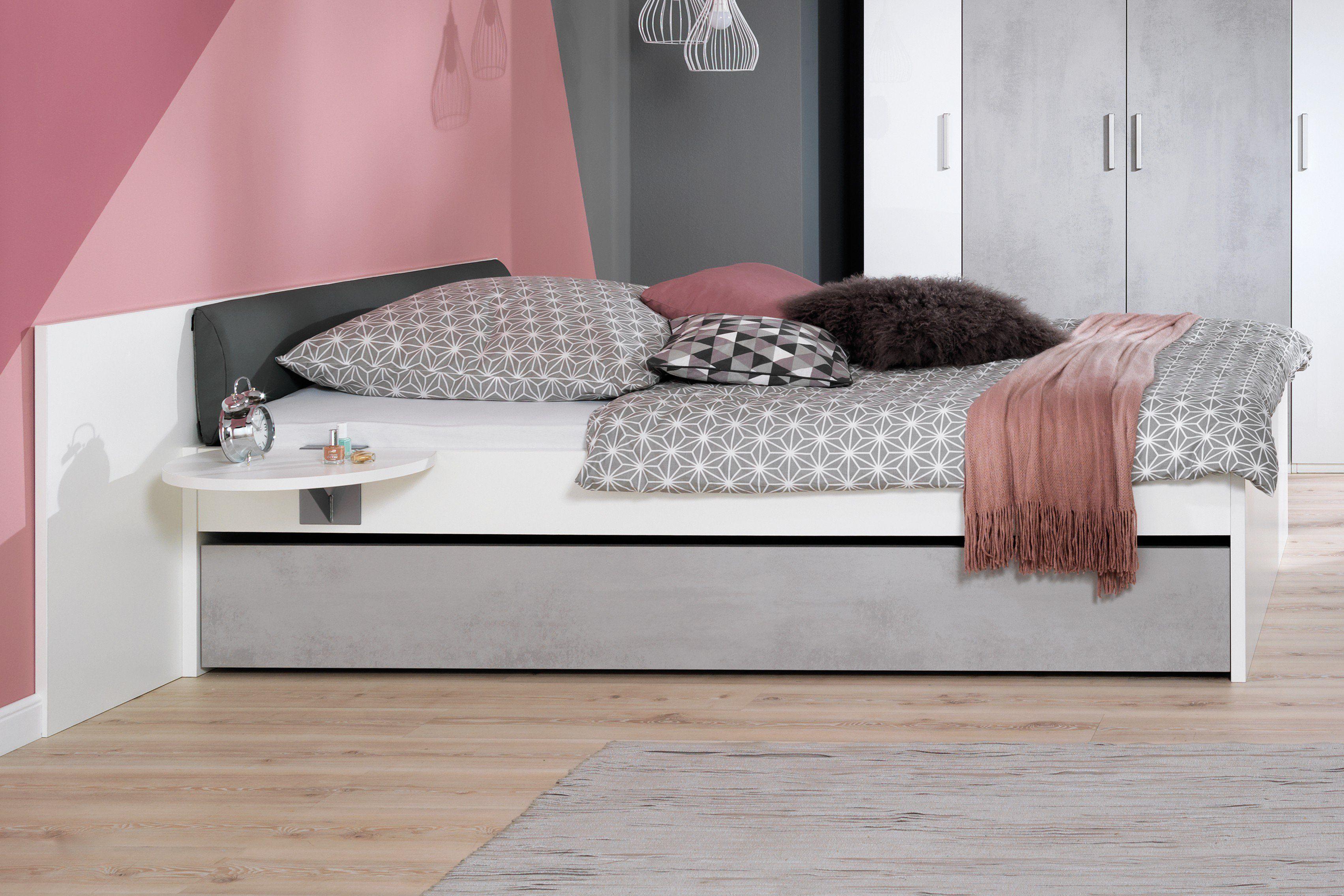 Bildergebnis für bett 140x200 mit gästebett Bett 140x200