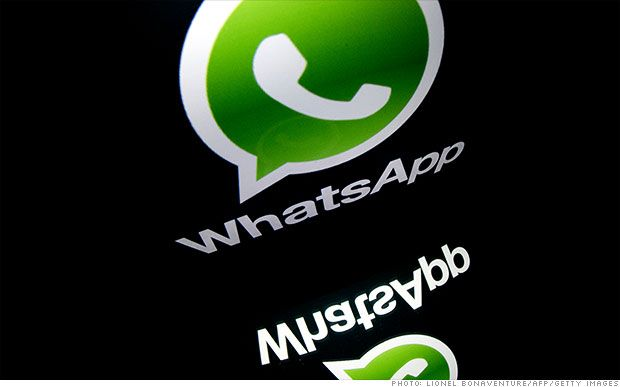 Facebook Buys Messaging Service Whatsapp For 19 Billion