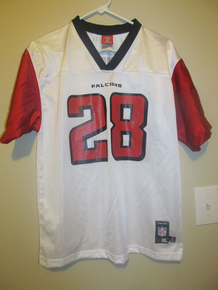 Details about Warrick Dunn Atlanta Falcons jersey Reebok Youth