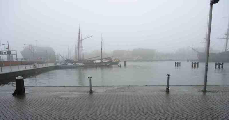 Amsterdam Harbour Photo courtesy of Daniel Pembrey