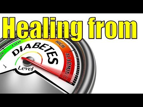 How to Heal from Diabetes - Dr John Bergman - Diabetic Health Clinic