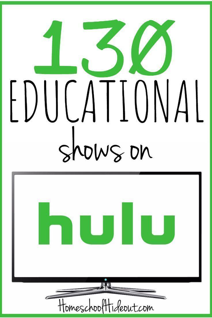 130 Educational Shows on Hulu Online programs, Education
