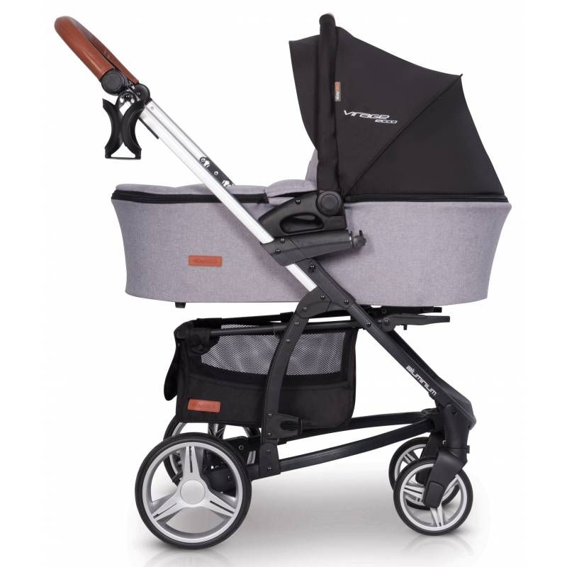 Carro 3 Piezas Virage Coches Para Bebes Biberones Niños En Moto