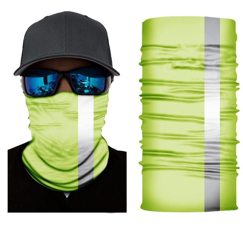 Kids Neck Gaiter Face Mask Bandanas Mouth Cloth Cover Balaclavs Tube Headband for Dust Sun Protection