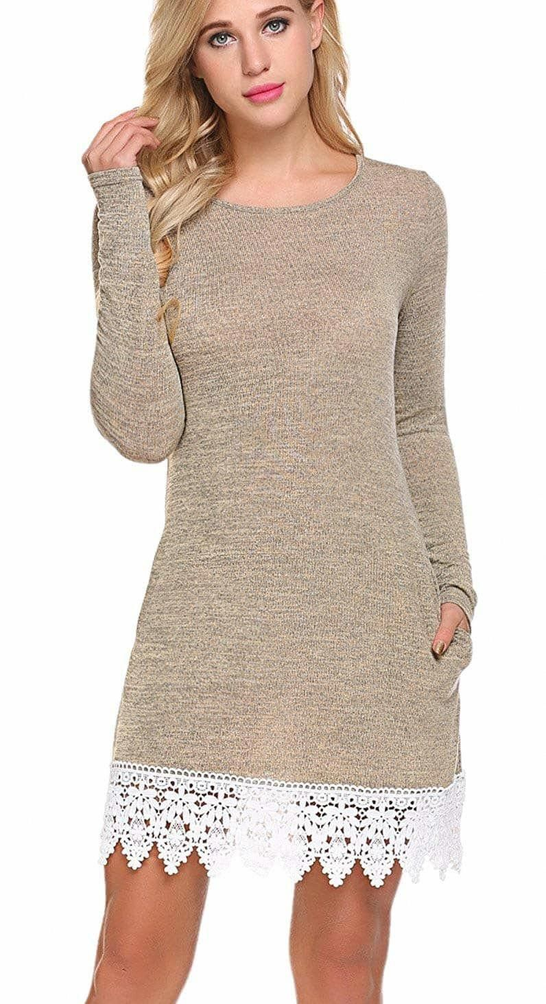 8fddfc2b8733 15 Of The Best Sweater Dresses You Can Get On Amazon   WomenClothingSubscription