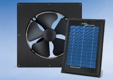 Solar Star Solar Powered Attic Ventilation Systems Solatube Solar Powered Attic Fan Solar Attic Fan Solar Powered Fan