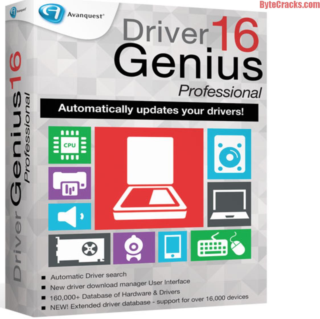 driver genius 16 license key