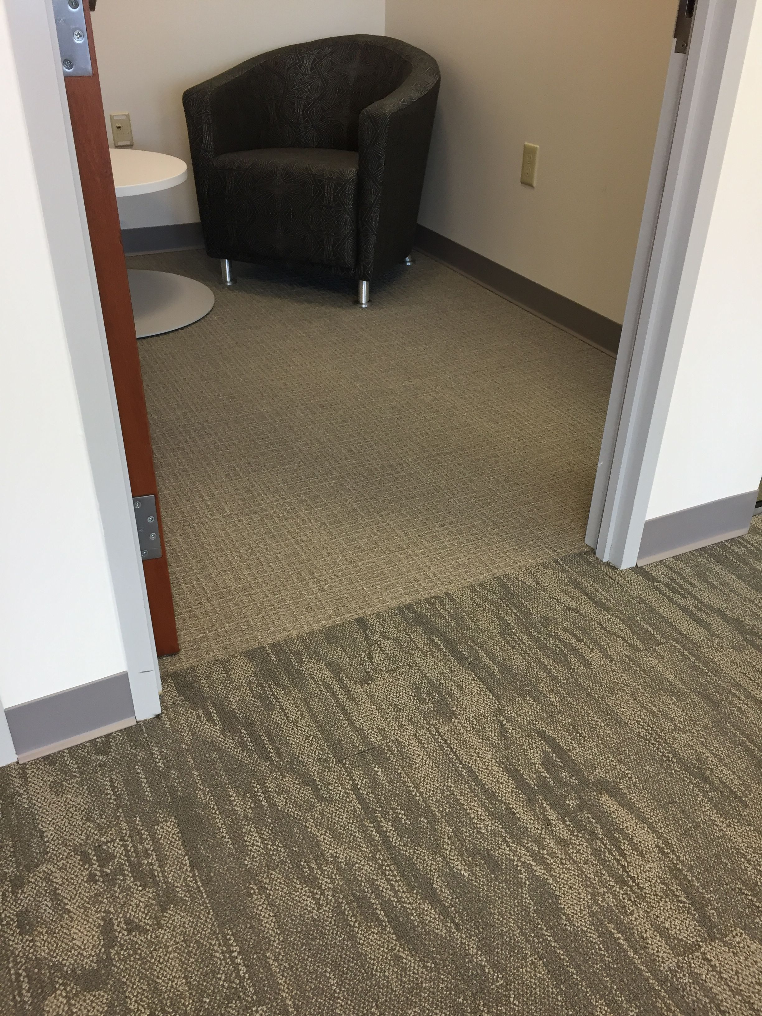 Ef Contract S Batiste Ii Tile Private Office Coordinates With Veil Tile Size Shown 12 X 48 Carpet Tiles Tiles Flooring
