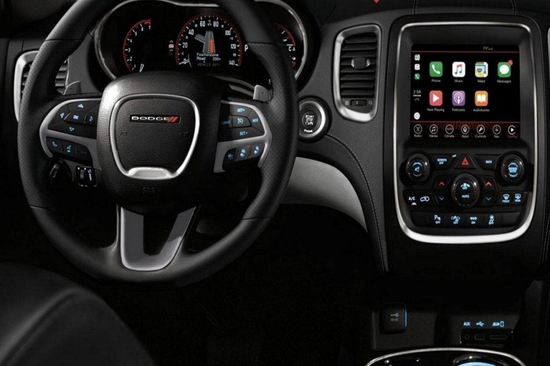 2020 Dodge Durango Interior Spy Shoot In 2020 Dodge Durango Interior Dodge Durango Dodge