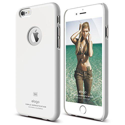 Iphone 6 Case Elago Slim Fit White Light Minimalistic