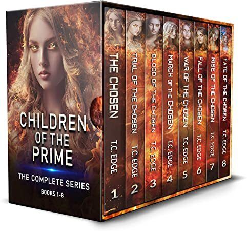 [Free] Children of the Prime Box Set: The Complete Dystopian Series – Books 1-8