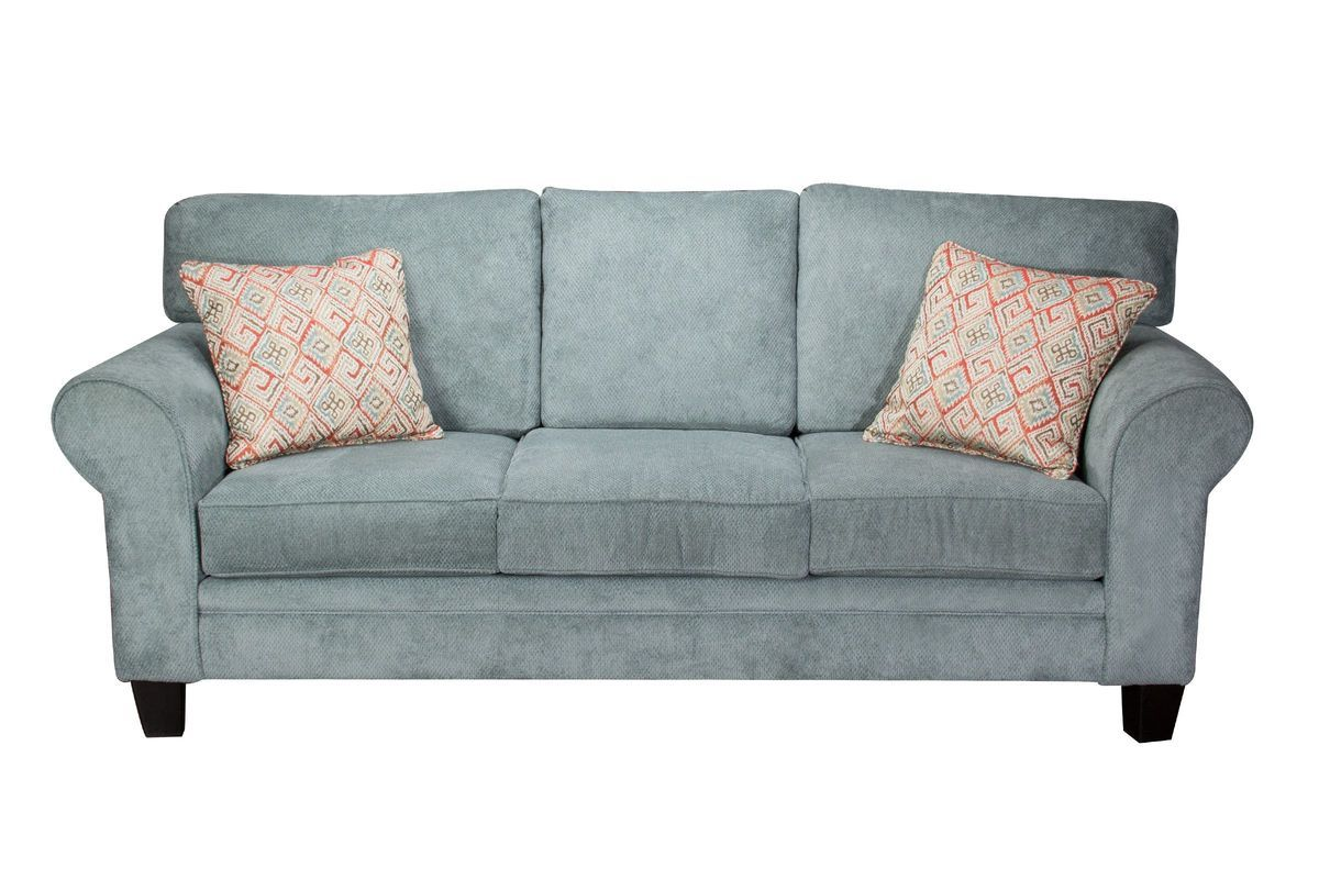 gazelle microfiber sofa from gardner