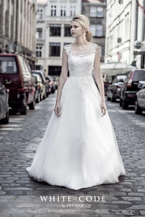 09f08f90a4 White-Code - Amy Love Bridal - suknie ślubne Poznań