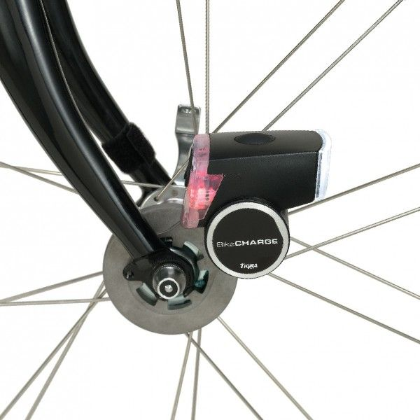 Charge Up Your Gadgets And Phones As You Cycle Bike Gadgets