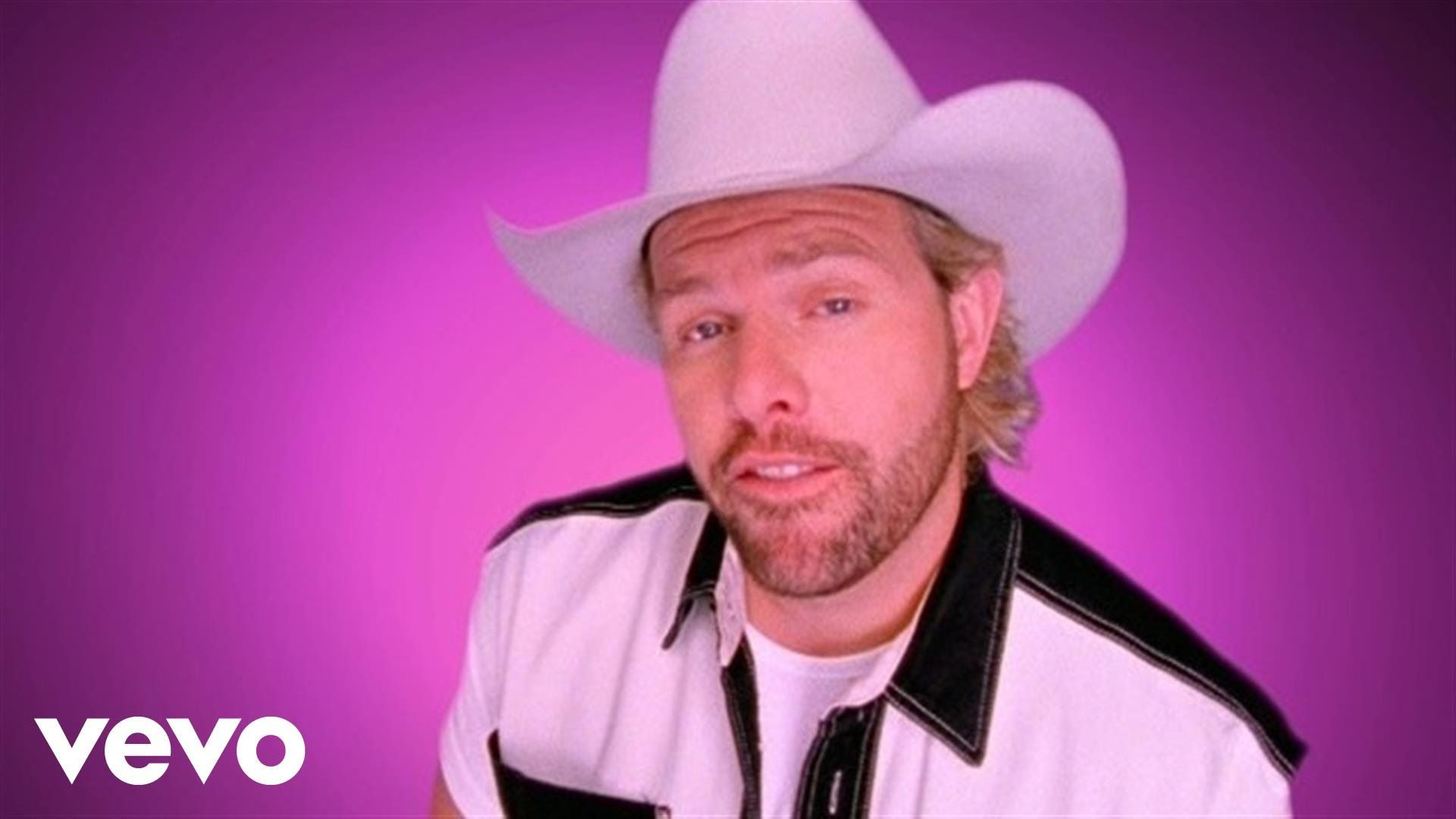Toby Keith - I Wanna Talk About Me - YouTube | Toby Keith ...