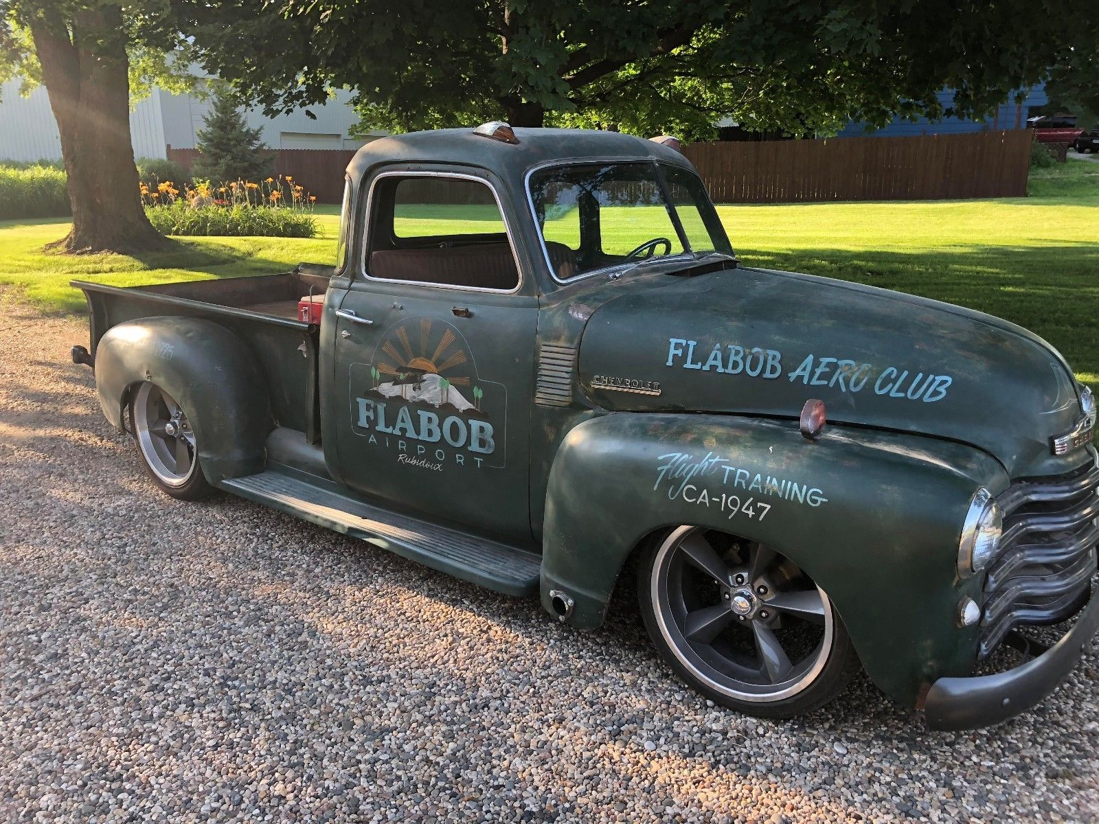 1947 Chevrolet Other Pickups Standard 1947 Chevy Truck Hot