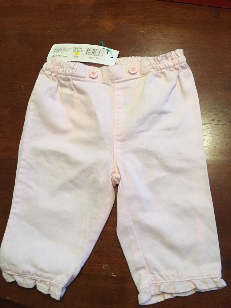 f6e8beae141f United Colors Of Benetton Baby Girl Pink Pants  fashion  clothing ...
