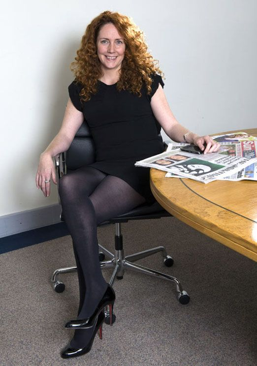 Rebekah Brooks Fabulous Ceo Phone Hacking Scandal Hair