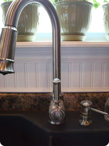 A Beadboard Backsplash Beadboard Backsplash Beadboard Kitchen