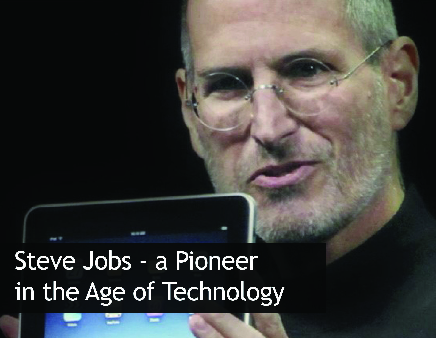 Steve Jobs Was So Much More Than The Legacy He Left Behind   Http:/
