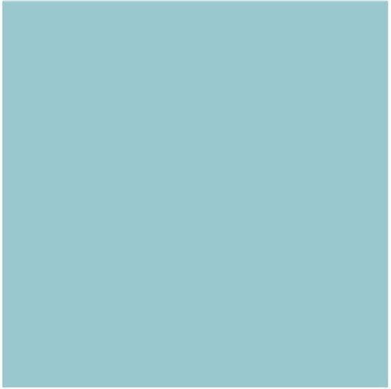 Aqua Blue Cotton Fabric by the Yard, Riley Blake Designs Confetti Cottons, Solid Cotton Fabric