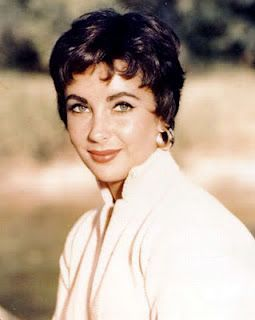 I Will Always Be A Little Stuck In The 80 S 1950s Hairstyles Short Hair Styles Elizabeth Taylor