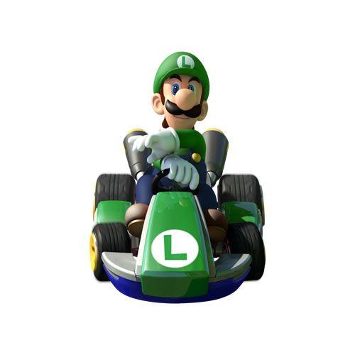 Mario Kart 8 Wii U Artwork