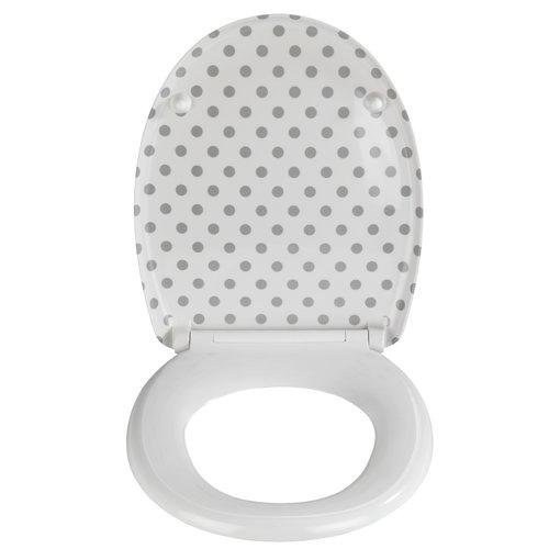 Wenko Soft Close Round Toilet Seat Big Bathrooms Toilet Seat