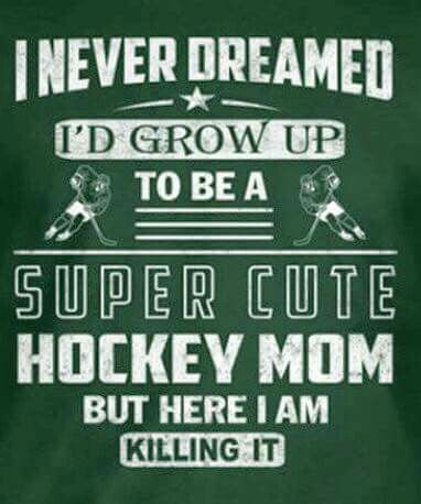 Here I Am I Still Miss Playing Though Hockey Mom Quote Hockey Mom Hockey Quotes
