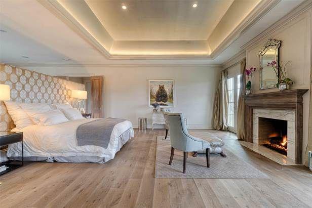 Stunning Modern Farmhouse Tour Happy Haute Home Beautiful Bedrooms Master Modern Farmhouse Ceiling Design Bedroom