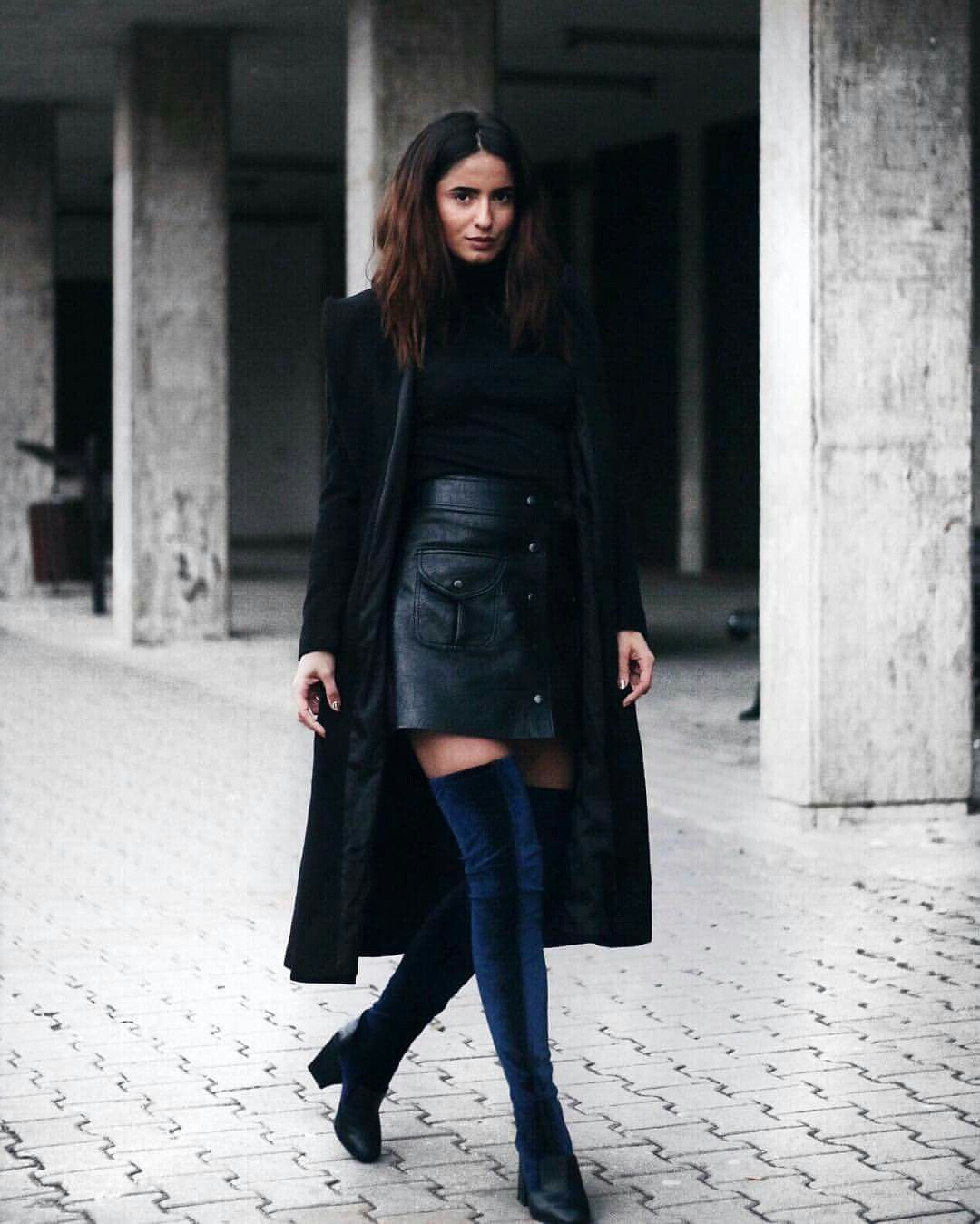 Ioana Grama Fashion Boots.  D2c91de9d8f3d7a74dcb6fd2484e4225