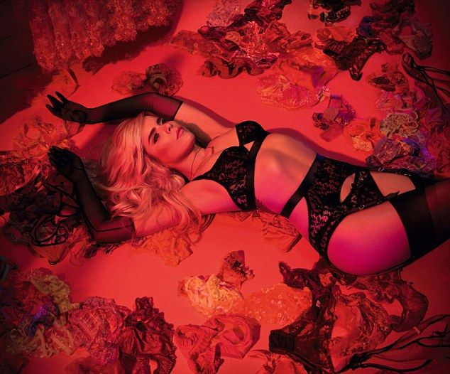 Former Agent Provocateur shop girl Paloma Faith fronts new campaign   dailymail ed4b0fc1c
