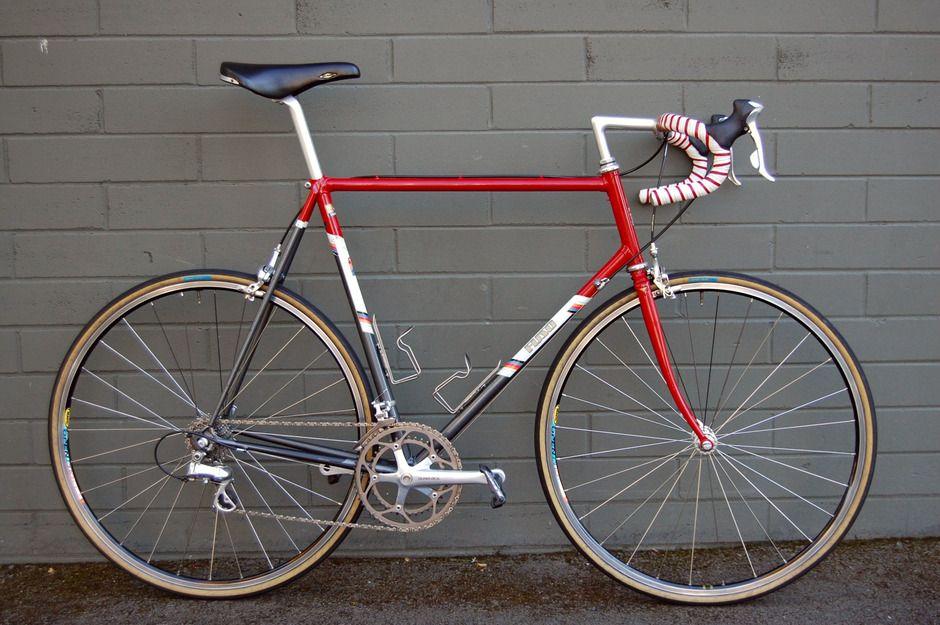 Pin On Retro Road Bike Porn