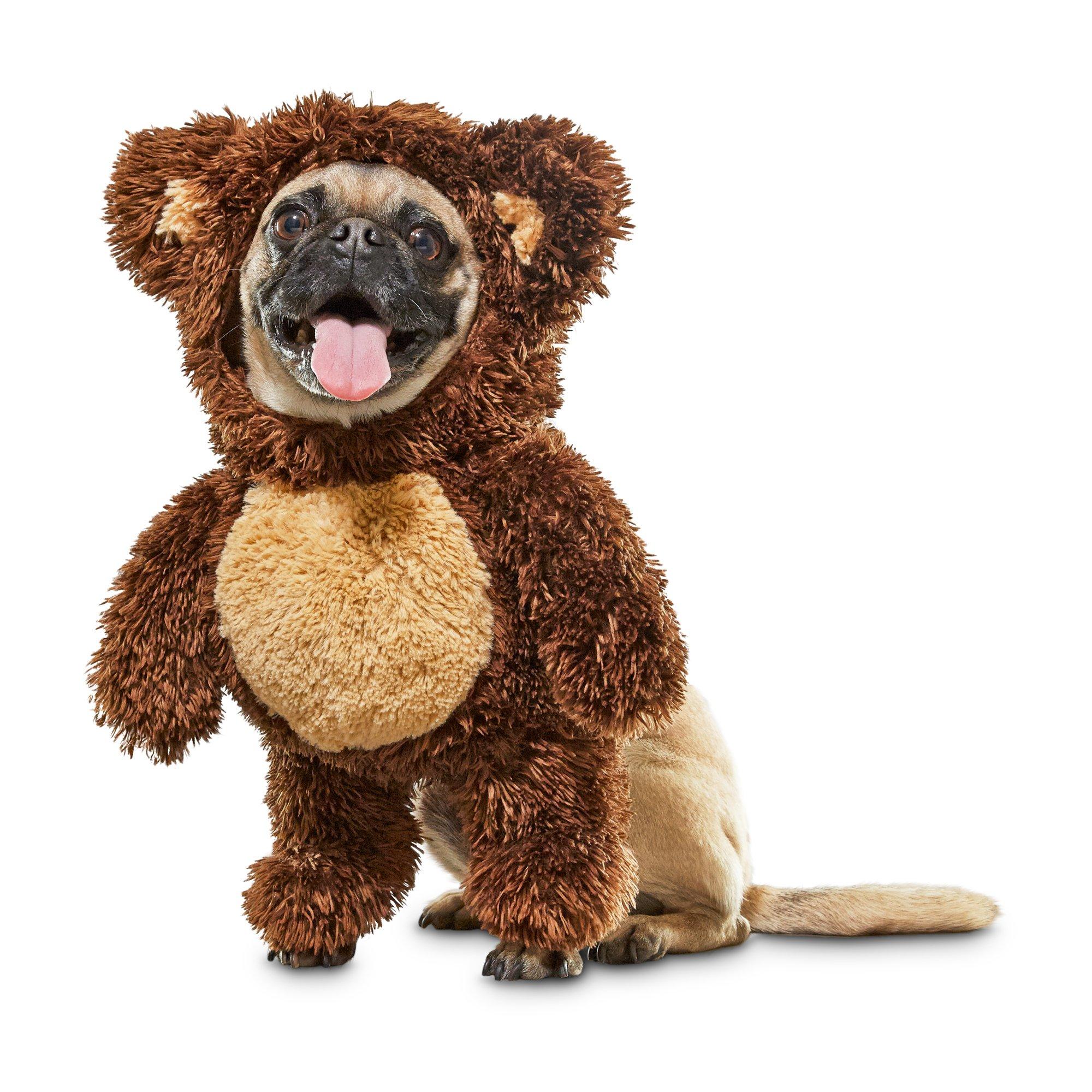 Bootique Teddy Bear Dog Costume X Small Teddy Bear Dog Bear