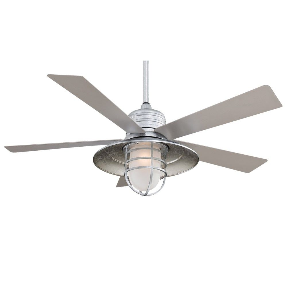 Minka Aire Nautical Ceiling Fan Cottage Style Maybe For Living Room