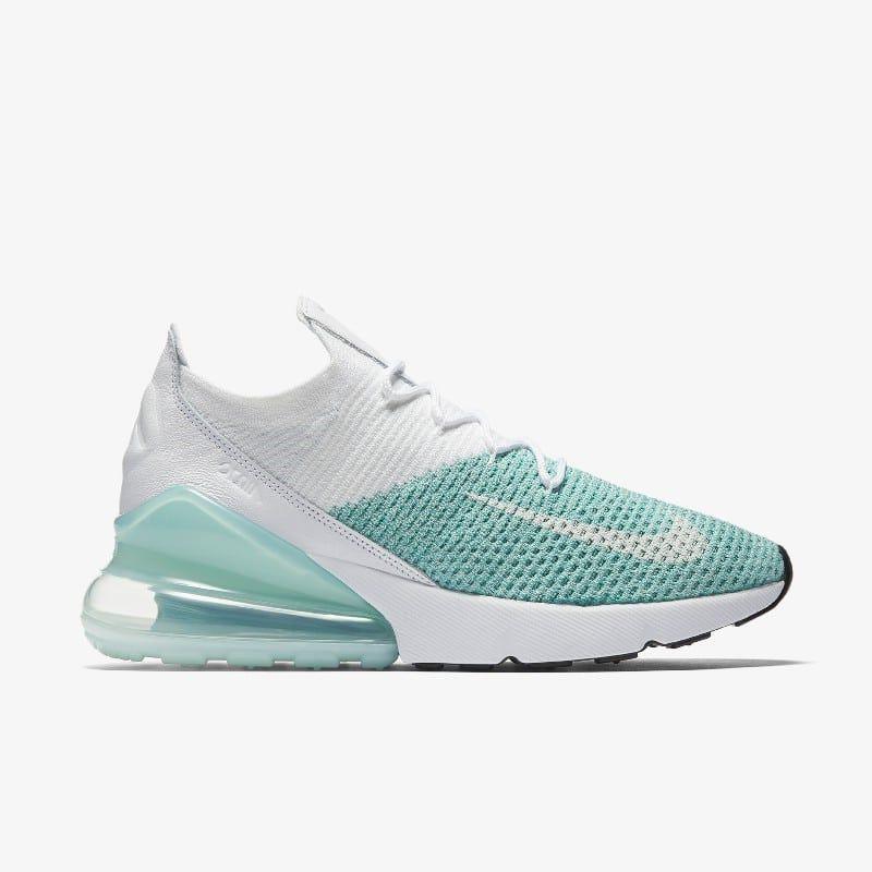 c7898f6e54 Nike Air Max 270 White Photo Blue AH8050-105 | Shoes | Sneakers nike ...