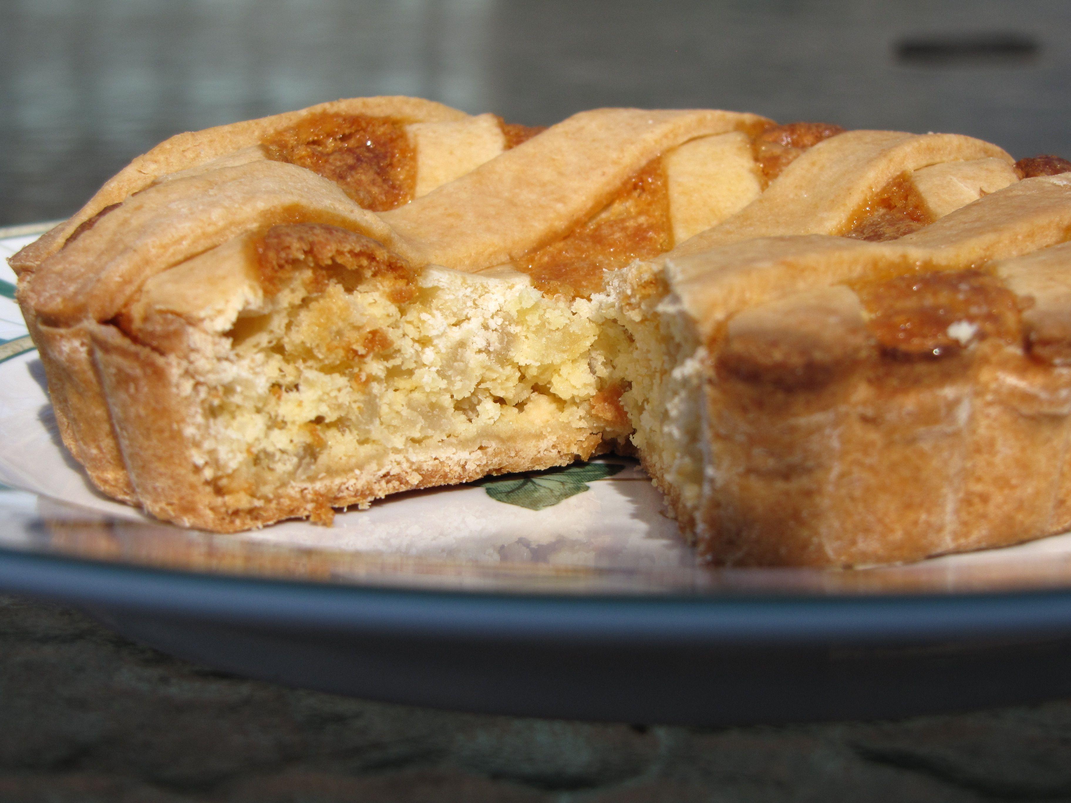 Italian Pastry Cake Recipes: Pastiera Di Grano This Pie Is One Of My Favorite Desserts