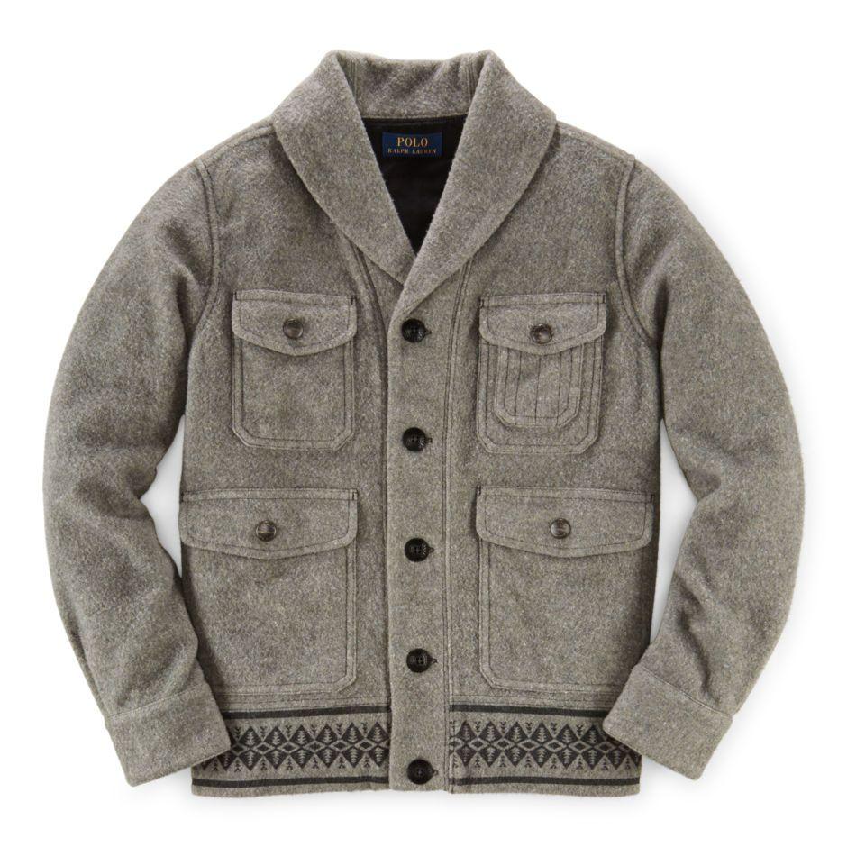 Thicket Cotton-Blend Jacket - Outerwear & Jackets  Boys' 2–7 - RalphLauren.com