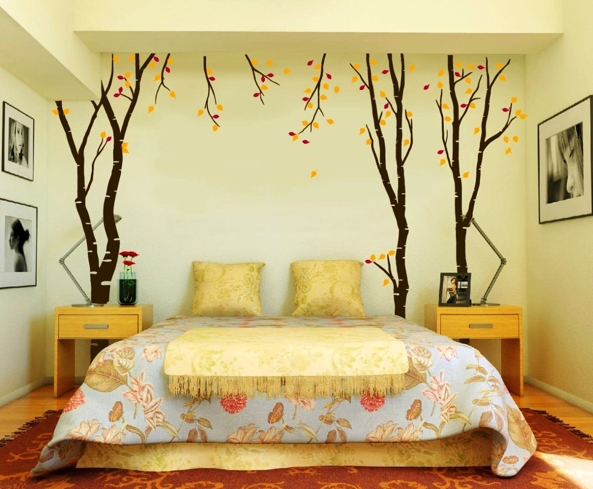Bedroom Wall Decor Ideas For A More Beautiful Bedroom  Sophe Awesome Bedroom Wall Decorating Ideas 2018