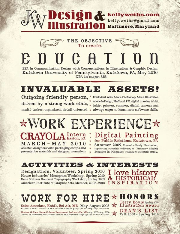 curriculum Design Rocks Pinterest Curriculum, Portfolio - associate web designer resume