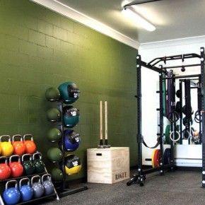 20 Home Workout Room Gym Design Ideas | Home Design, Interior ...
