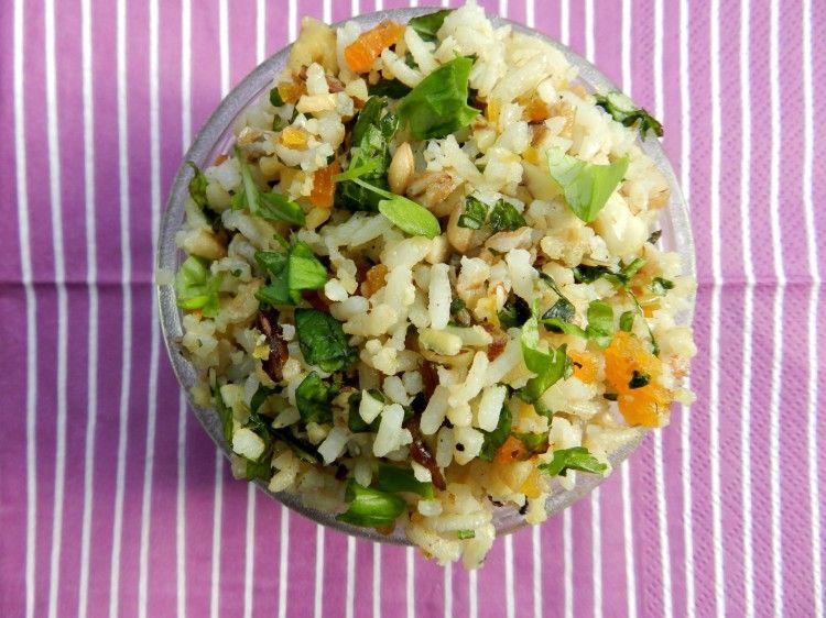 recept wilde rijst